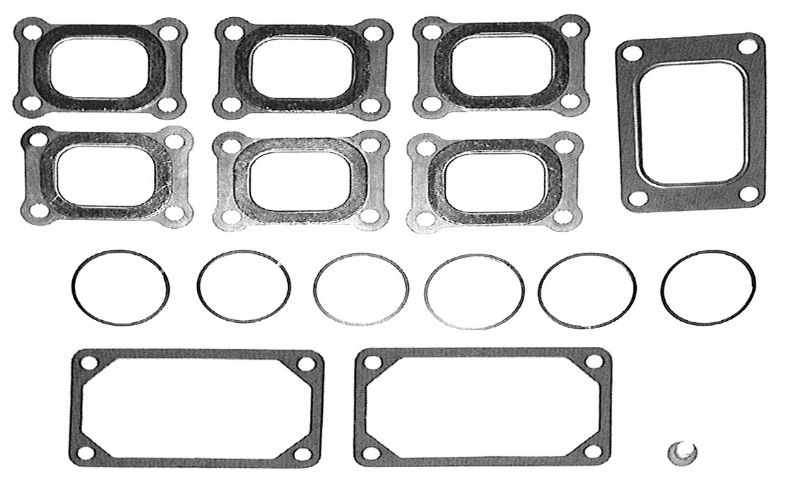 Products 3486 198 on Volvo D12 Parts