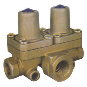 Dual Circuit Protection Valve